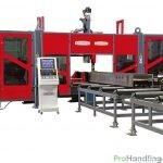 Trägerbohrlinien-Produktionsanlage