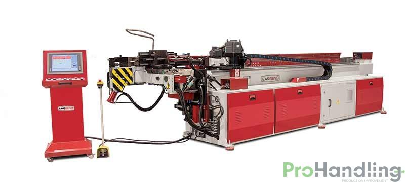 CNC-Dornbiegemaschine-Gesamtansicht rechts ausgerichtet
